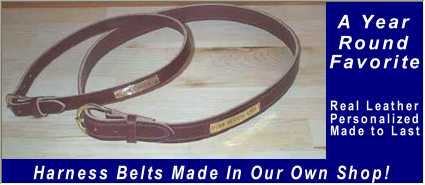 Name Plate Belts